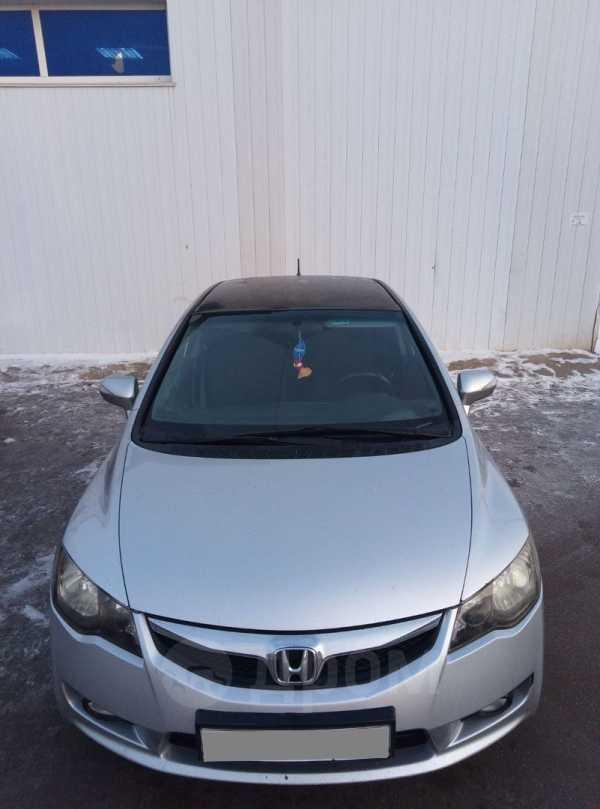 Honda Civic, 2008 год, 349 000 руб.