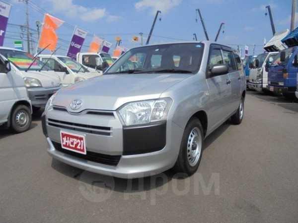 Toyota Succeed, 2016 год, 550 000 руб.