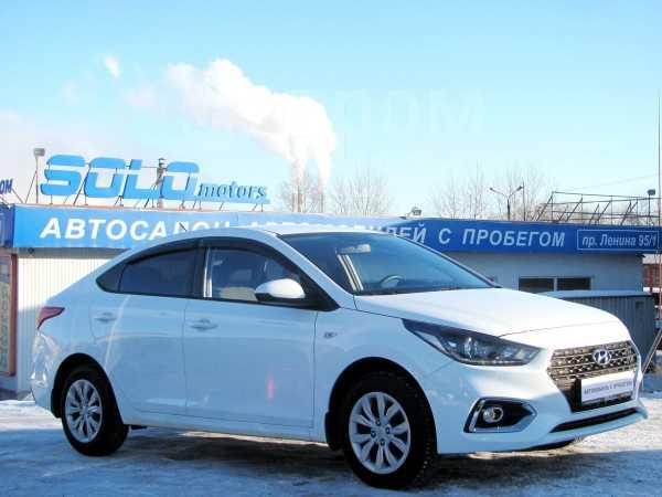 Hyundai Solaris, 2019 год, 834 900 руб.
