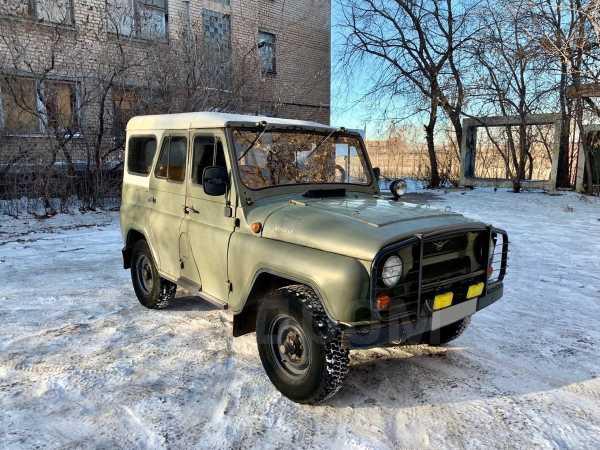УАЗ 469, 1992 год, 119 000 руб.