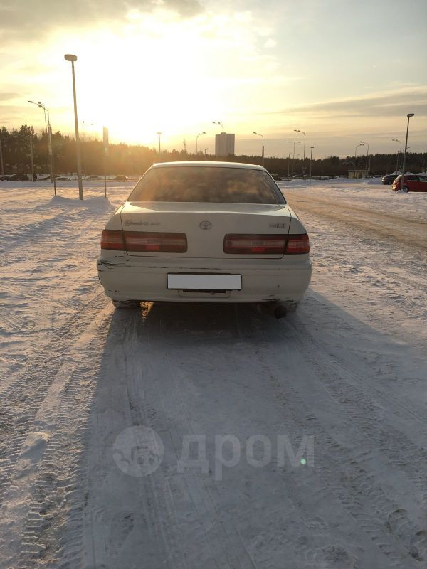 Toyota Mark II, 1996 год, 230 000 руб.