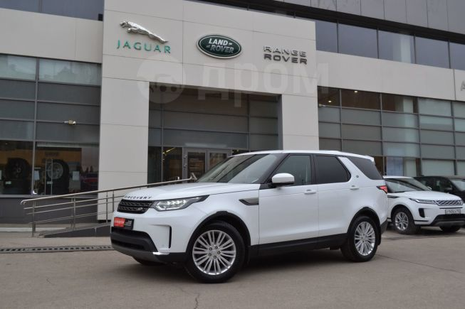 Land Rover Discovery, 2018 год, 3 150 000 руб.