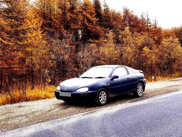 Mazda Autozam AZ-3, 1992 год, 120 000 руб.