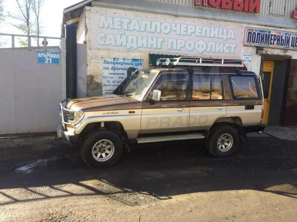 Toyota Land Cruiser, 1990 год, 1 100 000 руб.