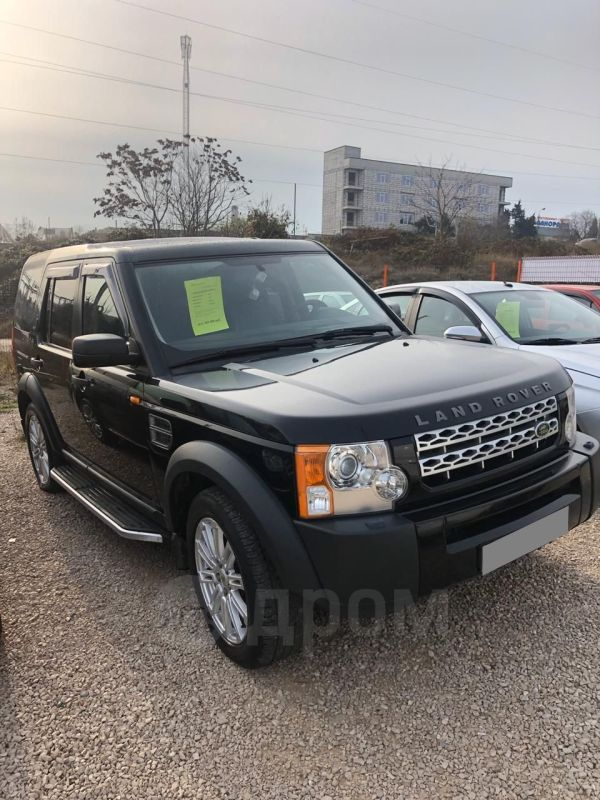 Land Rover Discovery, 2007 год, 630 000 руб.