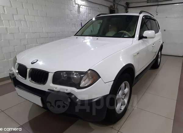 BMW X3, 2004 год, 545 000 руб.