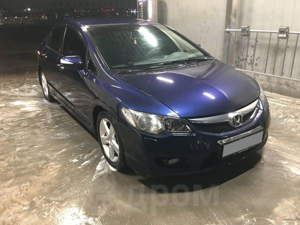 Honda Civic, 2011 год, 470 000 руб.