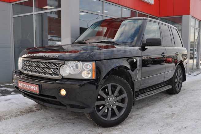 Land Rover Range Rover, 2007 год, 640 000 руб.