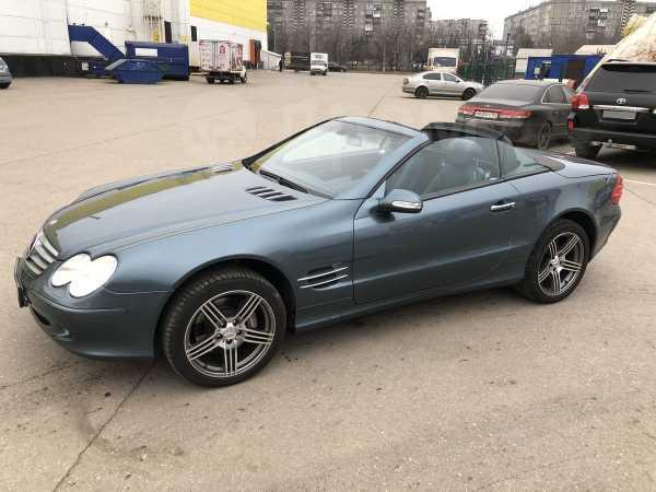 Mercedes-Benz SL-Class, 2002 год, 950 000 руб.