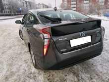 Иркутск Prius 2016