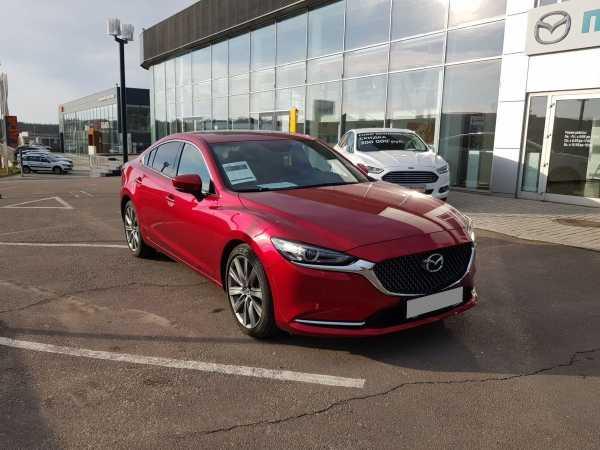 Mazda Mazda6, 2019 год, 2 150 000 руб.