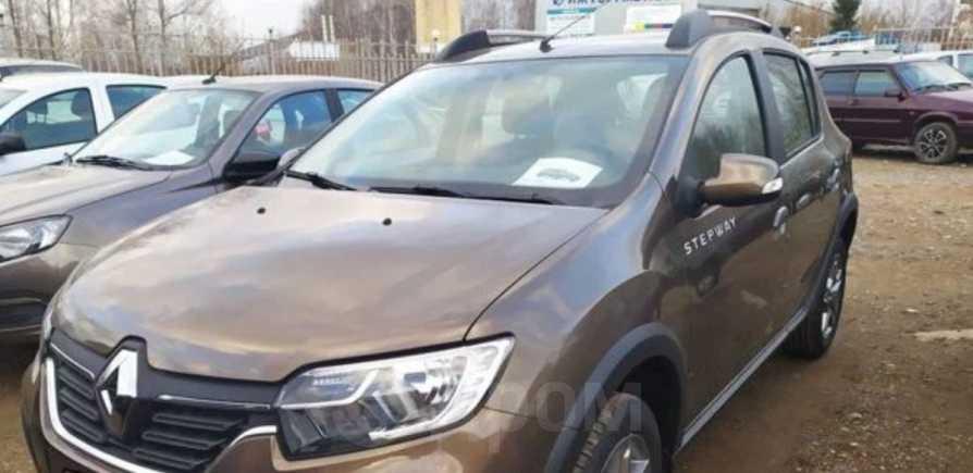 Renault Sandero Stepway, 2019 год, 755 000 руб.
