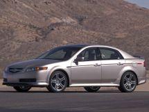 Acura TL 3 поколение, 09.2003 - 08.2006, Седан