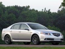 Acura TL рестайлинг 2006, седан, 3 поколение, UA6, UA7