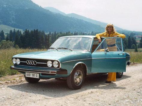 Audi 100 (C1) 09.1973 - 07.1976