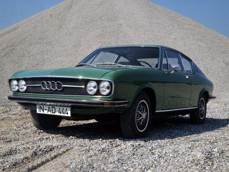 Audi 100 (C1) 10.1969 - 07.1976