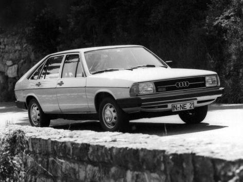 Audi 100 (C2) 09.1977 - 07.1979