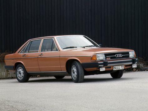 Audi 100 (C2) 08.1976 - 07.1979