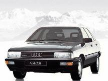 Audi 200 1983, седан, 3 поколение, C3