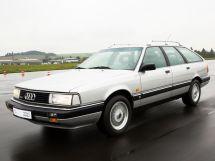 Audi 200 рестайлинг 1988, универсал, 3 поколение, C3
