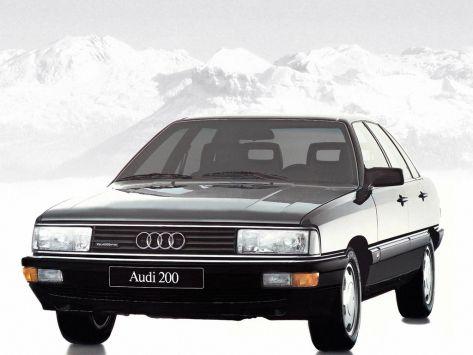 Audi 200 (C3) 06.1983 - 01.1987