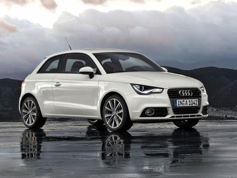 Audi A1 (8X) 02.2010 - 10.2014