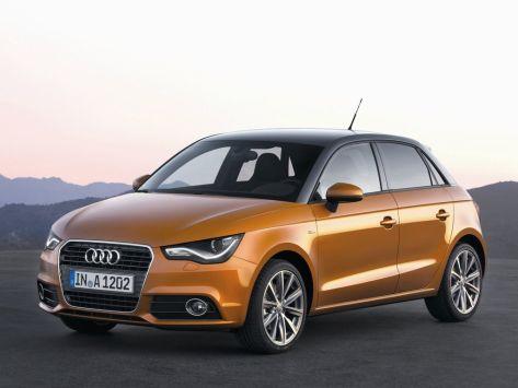 Audi A1 (8X) 11.2011 - 11.2014