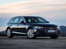 Audi A4 2015, универсал, 5 поколение, B9