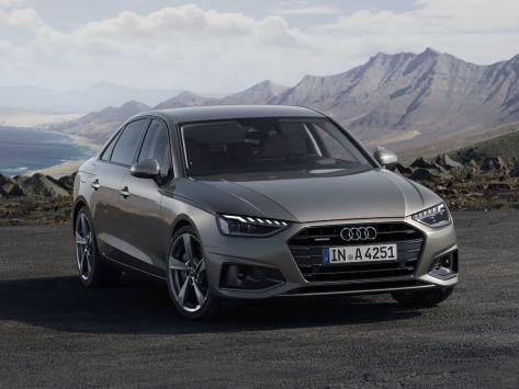 Audi A4 (B9) 05.2019 -  н.в.
