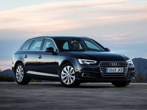 Audi A4 (B9) 06.2015 - 02.2019