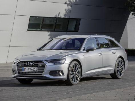 Audi A6 (C8) 04.2018 -  н.в.