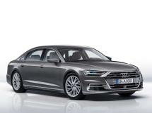 Audi A8 2017, седан, 4 поколение, D5