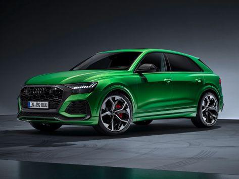 Audi RS Q8  12.2019 -  н.в.