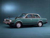 Honda Ballade 1980, седан, 1 поколение, SS/ST
