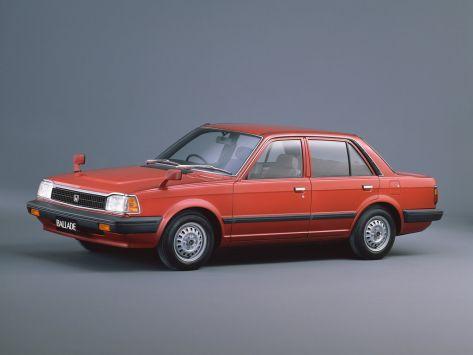 Honda Ballade SS/ST
