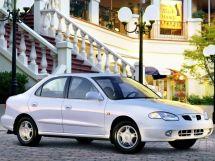 Hyundai Avante рестайлинг, 1 поколение, 03.1998 - 04.2000, Седан