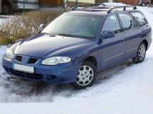 Hyundai Avante рестайлинг, 1 поколение, 03.1998 - 04.2000, Универсал