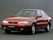 Hyundai Elantra рестайлинг 1993, седан, 1 поколение, J1