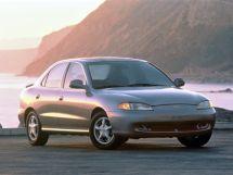 Hyundai Elantra 1995, седан, 2 поколение, J2