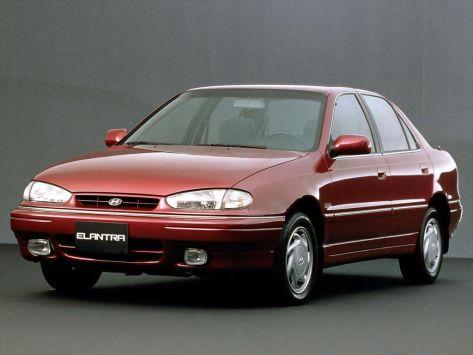 Hyundai Elantra (J1) 09.1993 - 02.1995