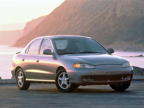 Hyundai Elantra (J2) 03.1995 - 01.1998