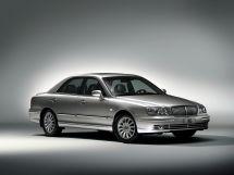 Hyundai Grandeur рестайлинг 2002, седан, 3 поколение, XG
