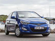 Hyundai i20 рестайлинг 2012, хэтчбек 3 дв., 1 поколение, PB