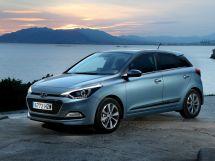 Hyundai i20 2 поколение, 12.2014 - 05.2018, Хэтчбек 5 дв.