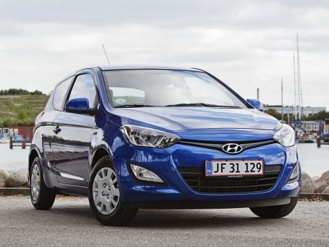 Hyundai i20 (PB) 06.2012 - 11.2014
