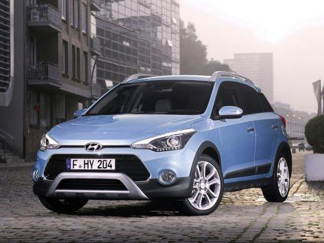 Hyundai i20 (GB) 01.2016 - 05.2018