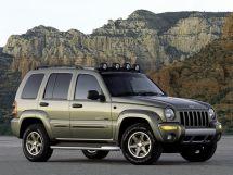 Jeep Liberty 1 поколение, 04.2001 - 06.2004, Джип/SUV 5 дв.
