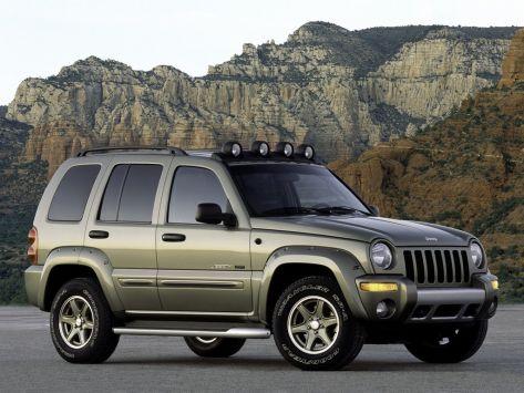 Jeep Liberty (KJ) 04.2001 - 06.2004