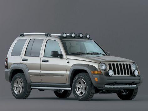 Jeep Liberty (KJ) 07.2004 - 06.2007