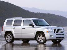 Jeep Patriot 2006, джип/suv 5 дв., 1 поколение, MK74